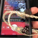 デジタルオーディオプレーヤーOPUS #3 購入一週間後のインプレッション