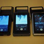DAP デジタルオーディオプレーヤー OPUS #2とOPUS #3の聞き比べ